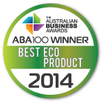 ABA Best Eco Product Award Winner Alpha Plus Laundry Powder