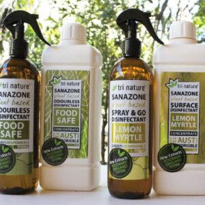 Tri Nature Sanazone Disinfectant