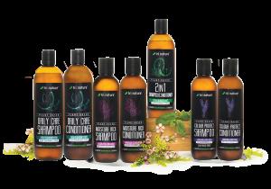 Tri Nature Hair Care Range
